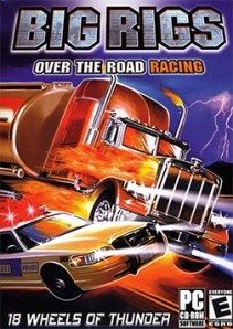 Big Rigs Box Art
